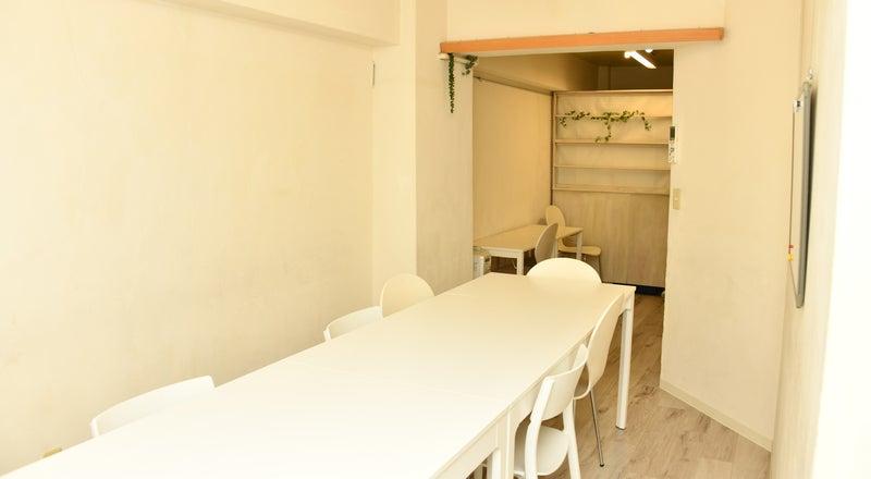 {スペースコナ銀座2階}リニューアルopne⭐️室内は自然素材の珪藻土。教室、セミナー、会議、演奏などに!
