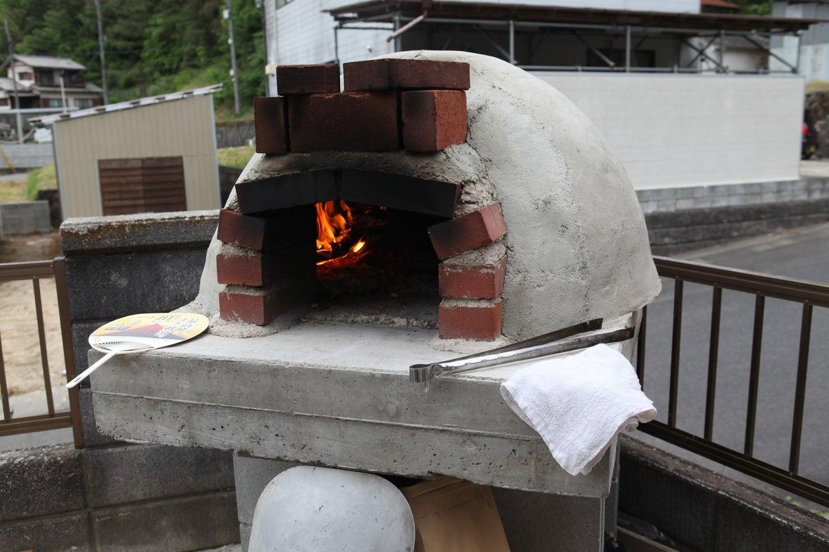 本格的な手作りピザ窯設備・bbqグリルあり・焼き鳥もできます。ご家族、お仲間でどうぞ。 の写真