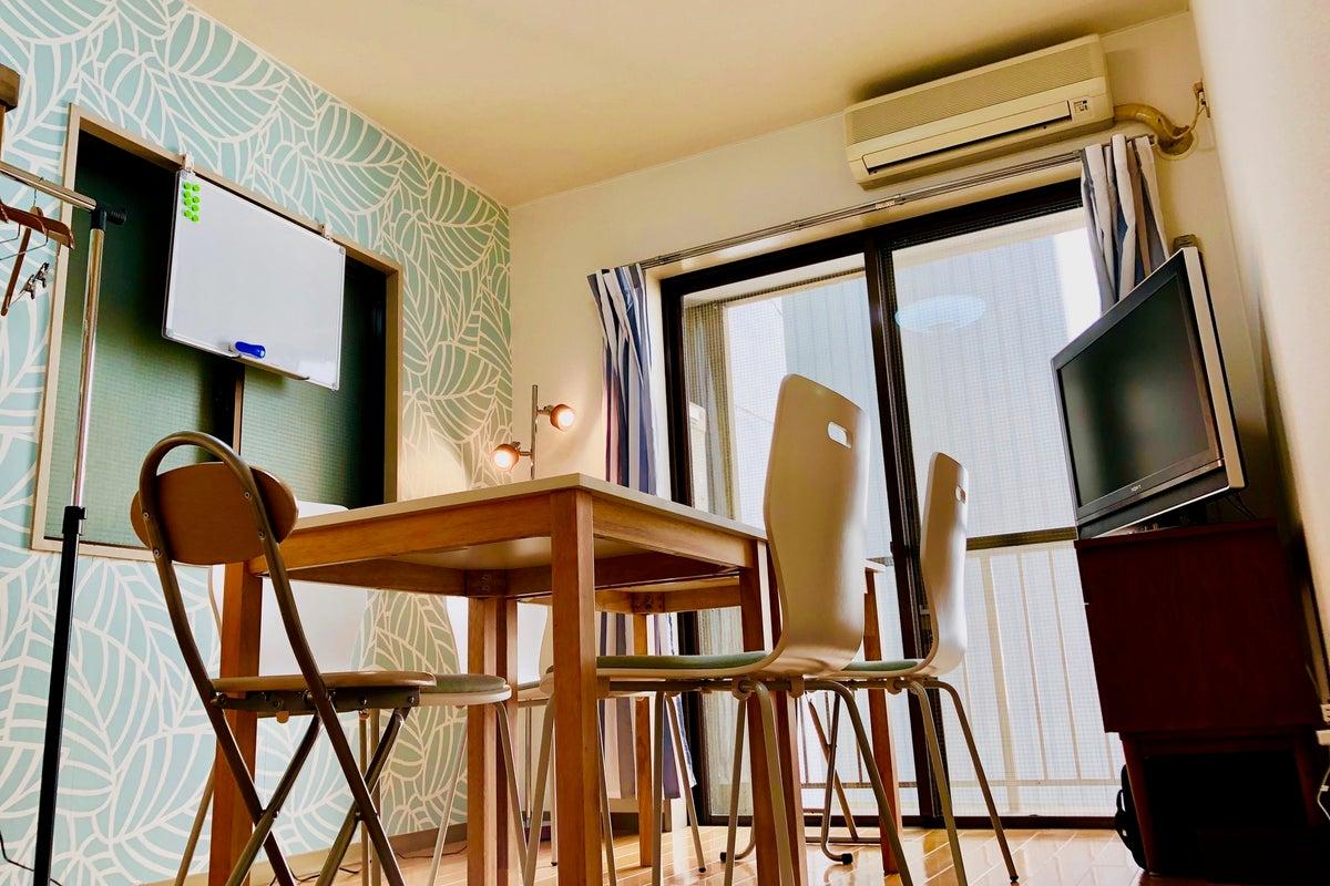 名古屋市中心街!伏見駅徒歩約5分/6名迄利用可能/24時間営業/完全個室/飲食持込可能! の写真