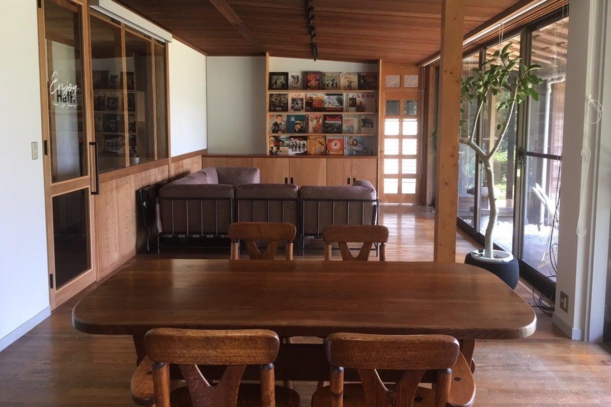 HafH Nagasaki - Garden リビング・ダイニング・キッチン の写真