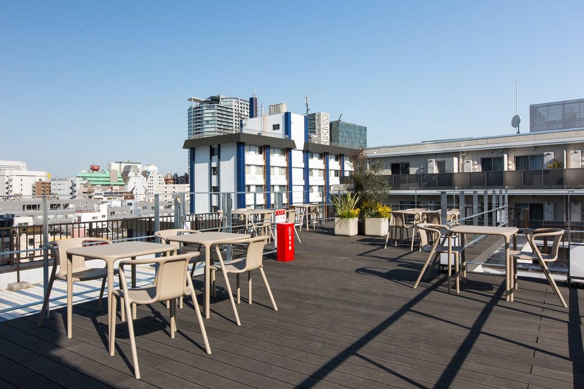 <新宿三丁目駅徒歩8分> Rooftop space by UNPLAN shinjuku パーティー、女子会におススメ♪  の写真