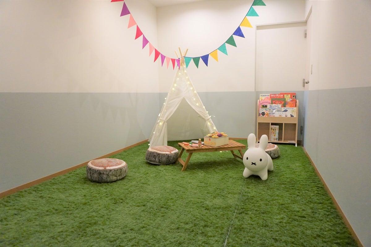 ママ会におすすめ!子供も遊べるシェアスペース の写真