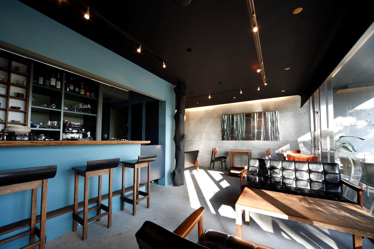 【二子玉川】多摩川が見渡せる自然豊かな好立地なカフェ。撮影・会議などに! の写真