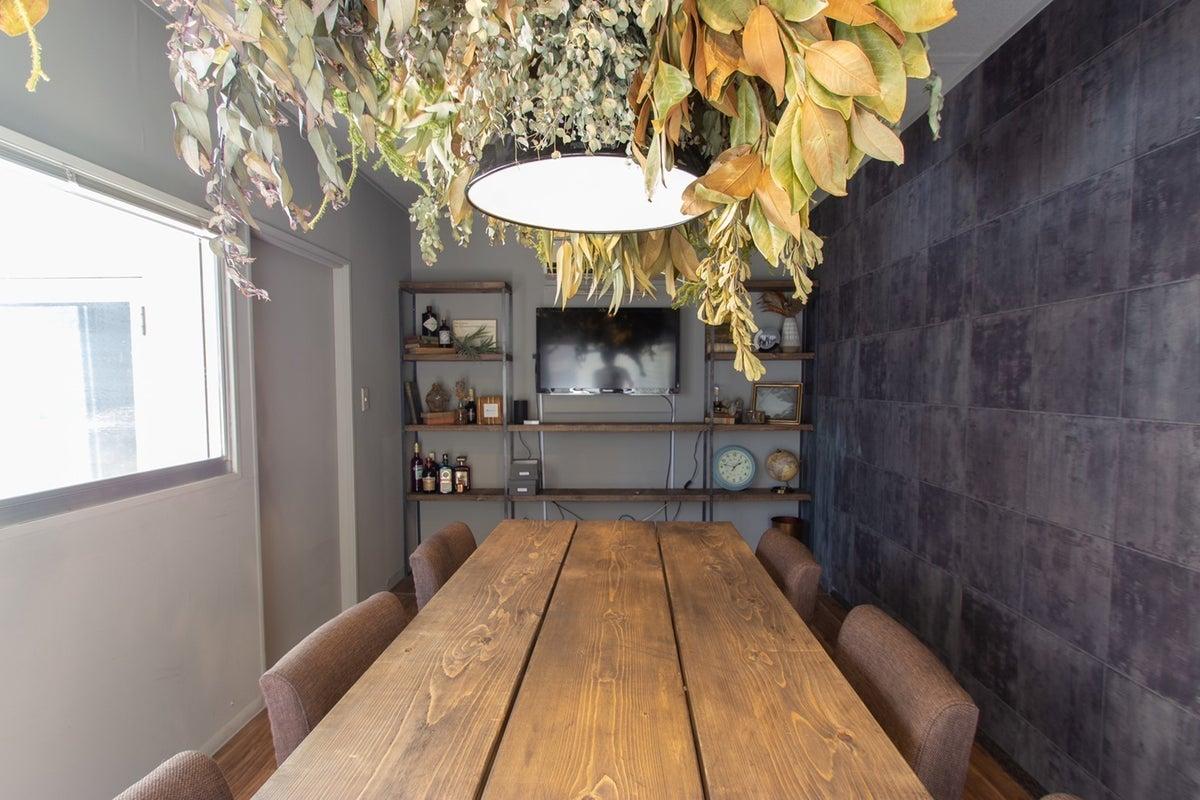 【港区 外苑前駅 徒歩1分】開放的な空間でイノベーティブなアイディアが浮かぶテラス付きの会議室 | 自然光撮影も可能 の写真