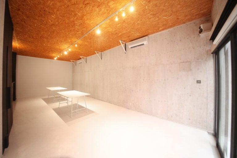 清澄白河リバーサイドのカフェを併設したマルチスペース の写真