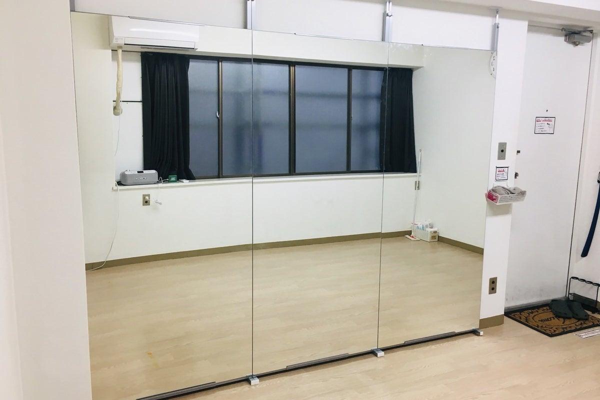 【6月2日に新規オープン!】<横浜駅徒歩6分>ダンスができるレンタルスタジオ※横浜駅で最安値級の価格です の写真
