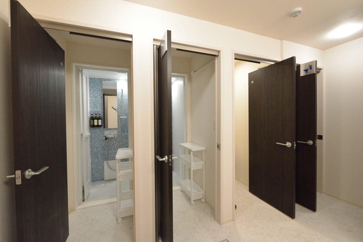 駅近24時間利用可 キッチン、ベッド、シャワー付きパーティスペース!   の写真