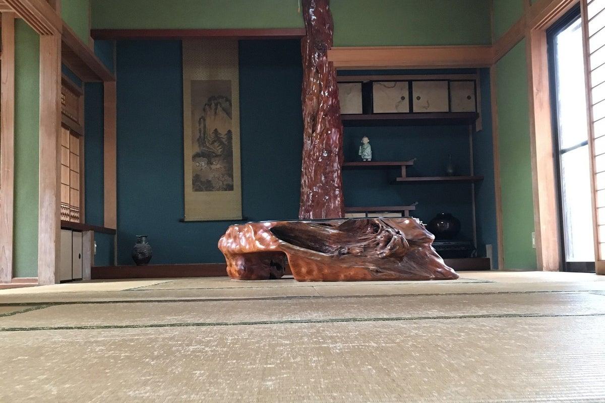 『まるで一国一城の主 』 石垣と日本庭園に囲まれた古民家で素敵な時間を過ごしませんか? の写真
