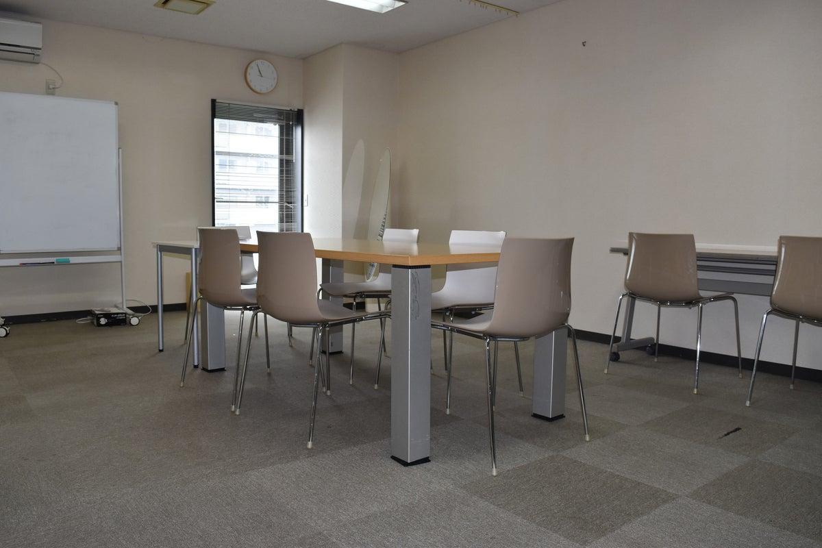 つくば市・モーバコレンタル会議室【会議・打合せ・講座などに!】 の写真