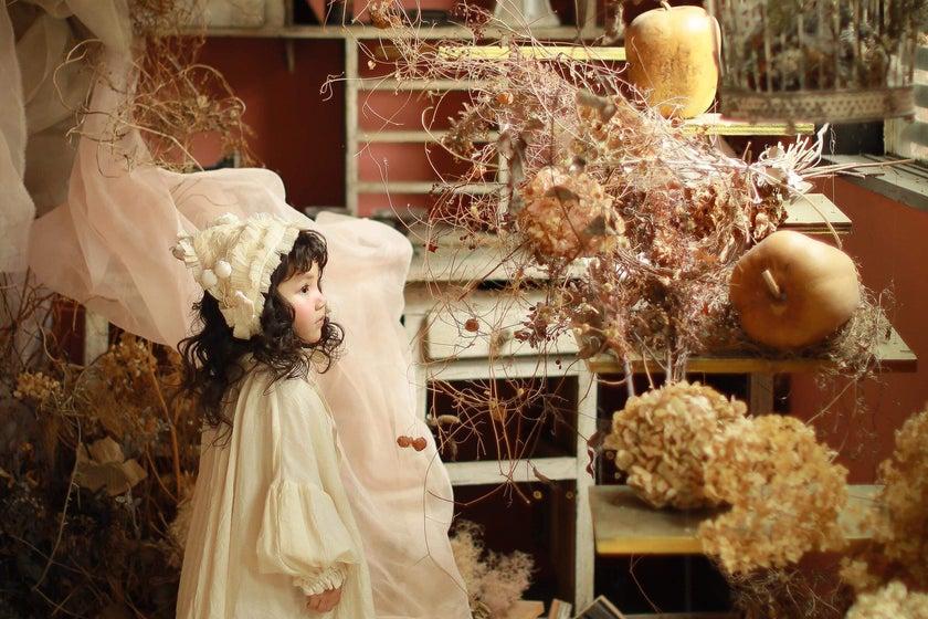 【福岡】おとぎ話の世界のようなファンタジーなスタジオで撮影はいかがでしょうか。花屋FLOWER JAMの空間です。       の写真
