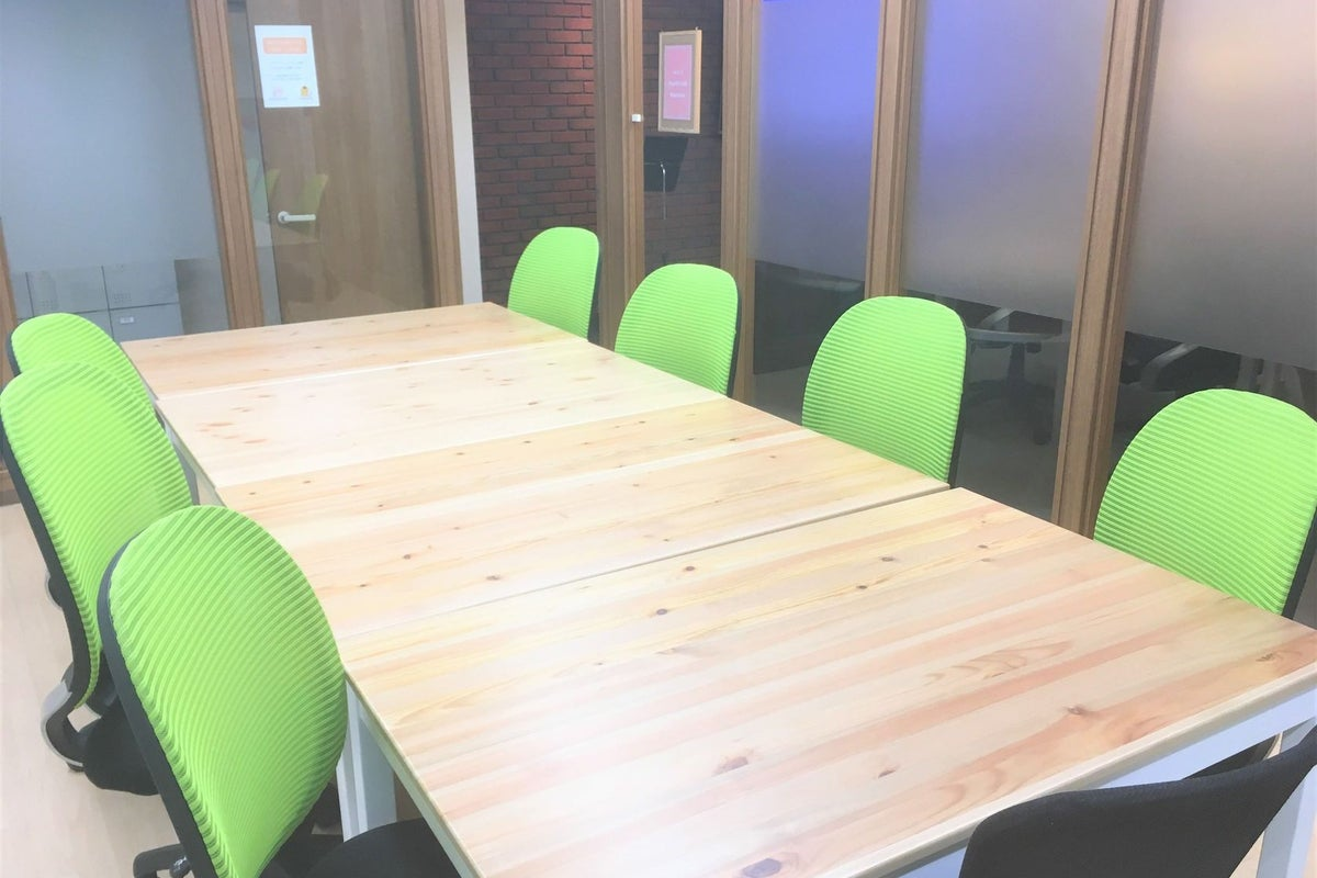 貸会議室 グリーンルーム - 脳ジム セミナールーム の写真