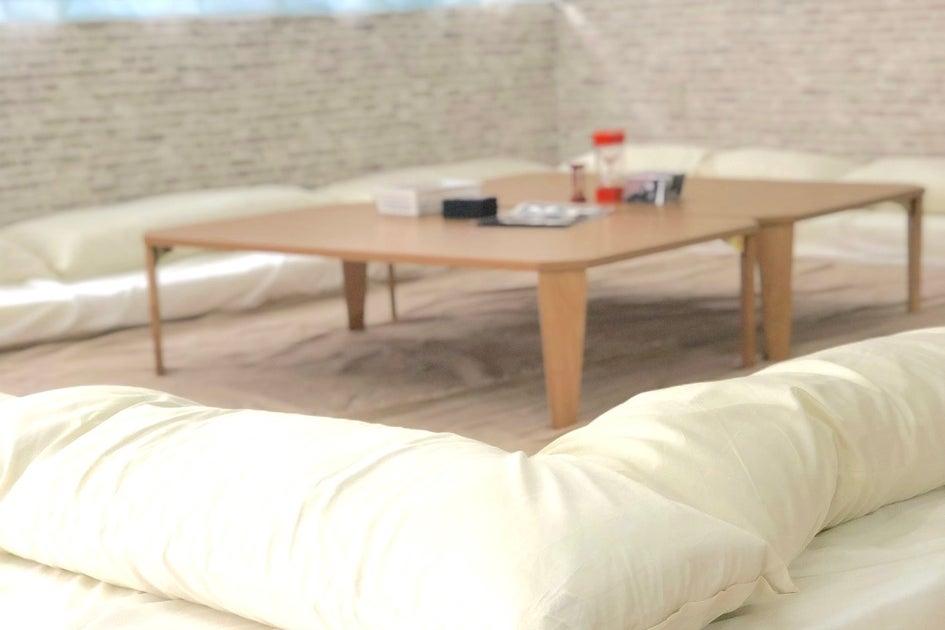 奥武山公園駅前から徒歩1分!【人狼ハウス沖縄那覇店】座敷スペース の写真
