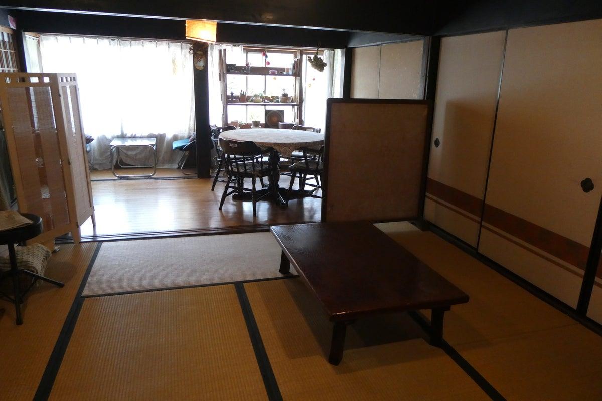 築100年の古民家の和室スペースです。写真撮影やWSなどにどうぞ。 の写真