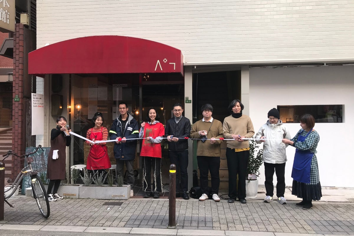 大阪駅徒歩圏内、落ち着きのある美と文化の街「老松町」にあるフリースペース|パーティー・イベント・展示会・撮影などに の写真