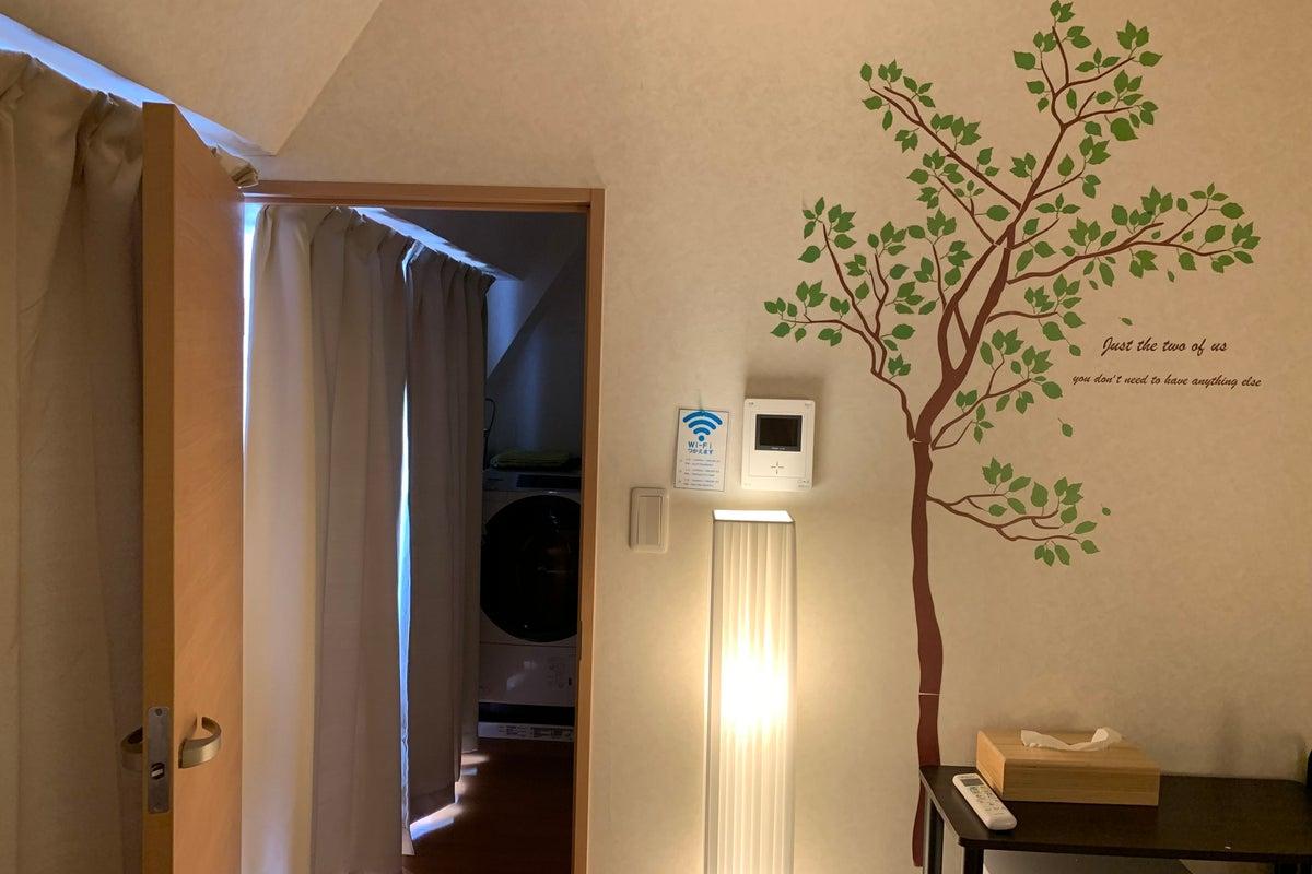 1Kマンション完全貸し切り!室内リノベ済み。無料Wi-Fi有り! の写真