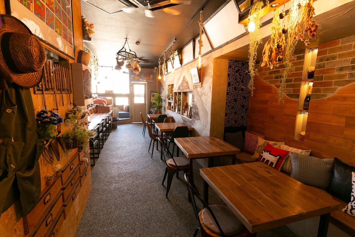 「香川・高松・まちなか」SNS映えするカフェgardeん。撮影、セミナー、ホームパーティーなどにも。 の写真