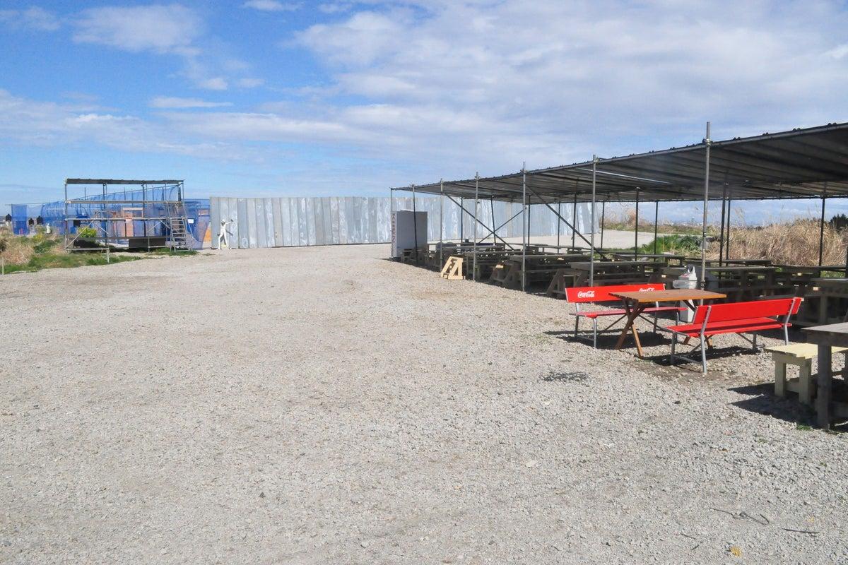 BBQなどにおすすめ!眺望完璧な貸切型多目的スペース!ドローン飛行、レクリエーション、撮影などに! の写真