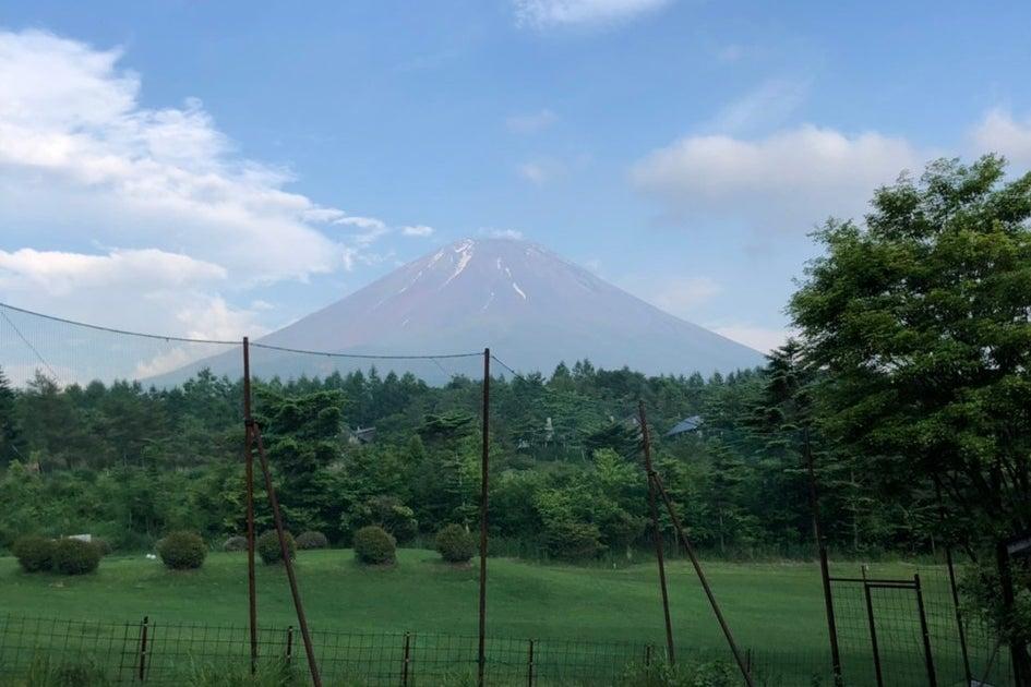 GOGAKUDO PARTY VILLA(中目黒ー富士)一戸建て、森の庭、富士山が正面に の写真