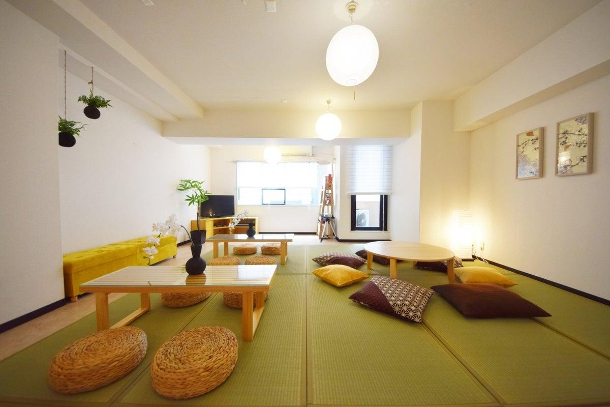 107✨シェアスペ【和 -wa- 】五反田✨和風モダン✨広々空間でパーティや撮影にも最適✨【ハロウィン🎃SALE👻】 の写真