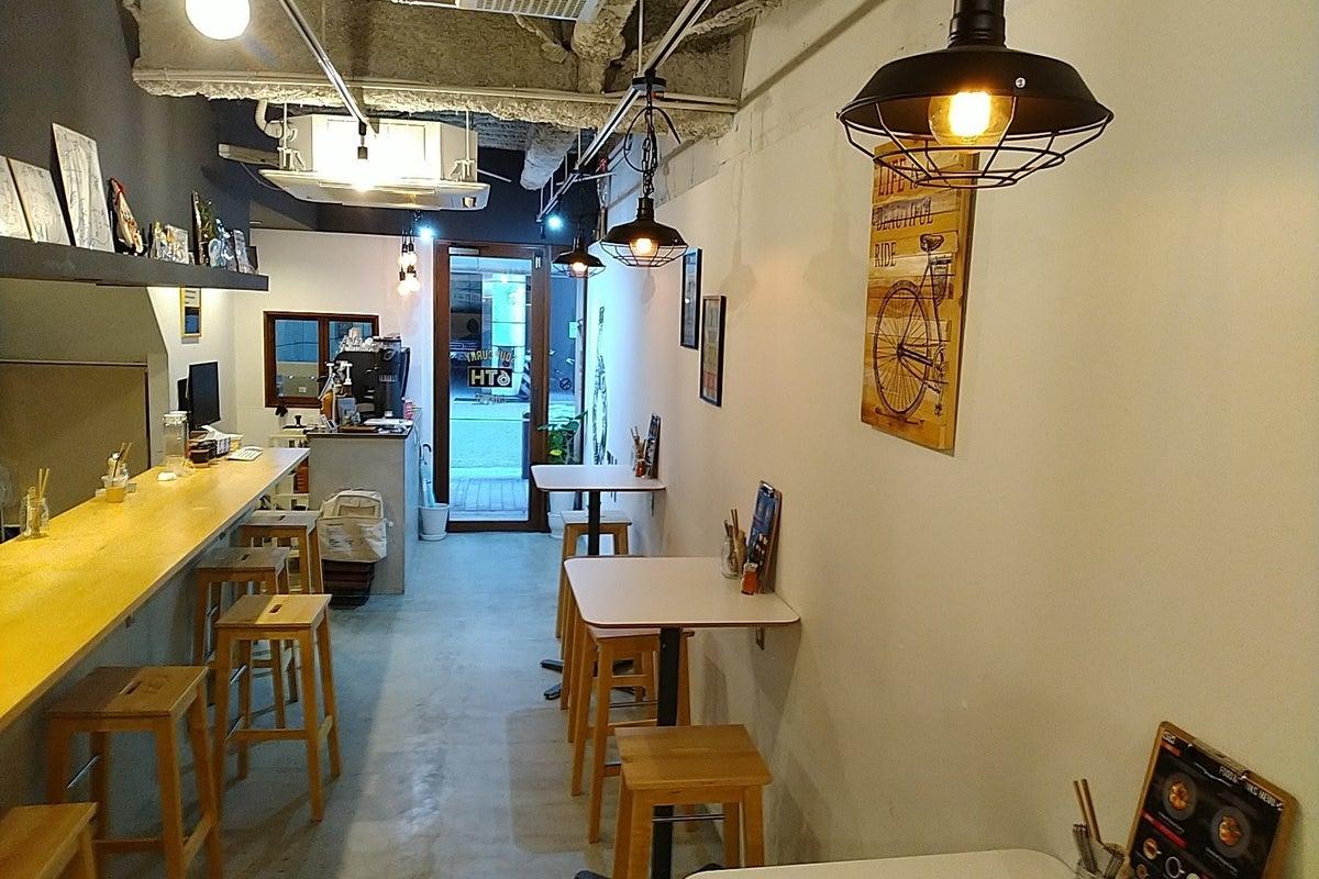 【キッチン有】心斎橋・四ツ橋・本町から交通良しの綺麗なカレー屋さんです♪ の写真