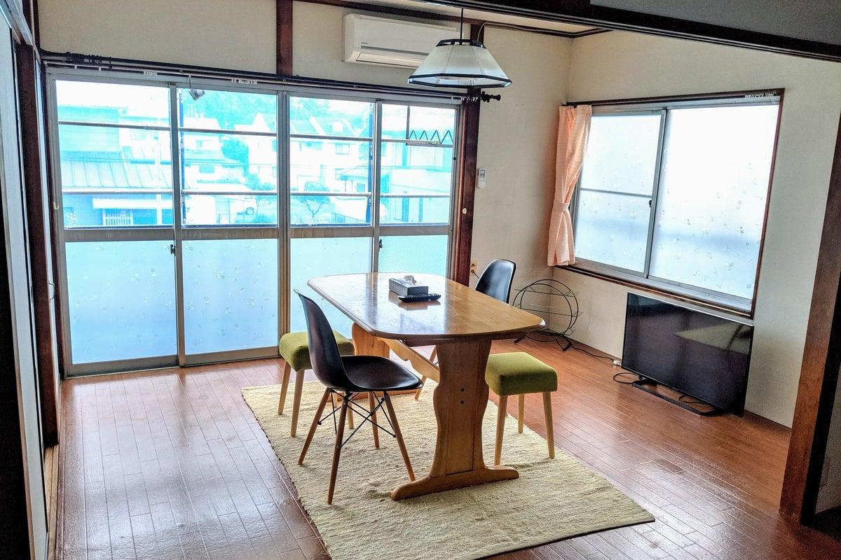イベントの休憩室に!エコパ車15分,歩90分/掛川駅歩10分/アパート一室丸ごと貸切 の写真