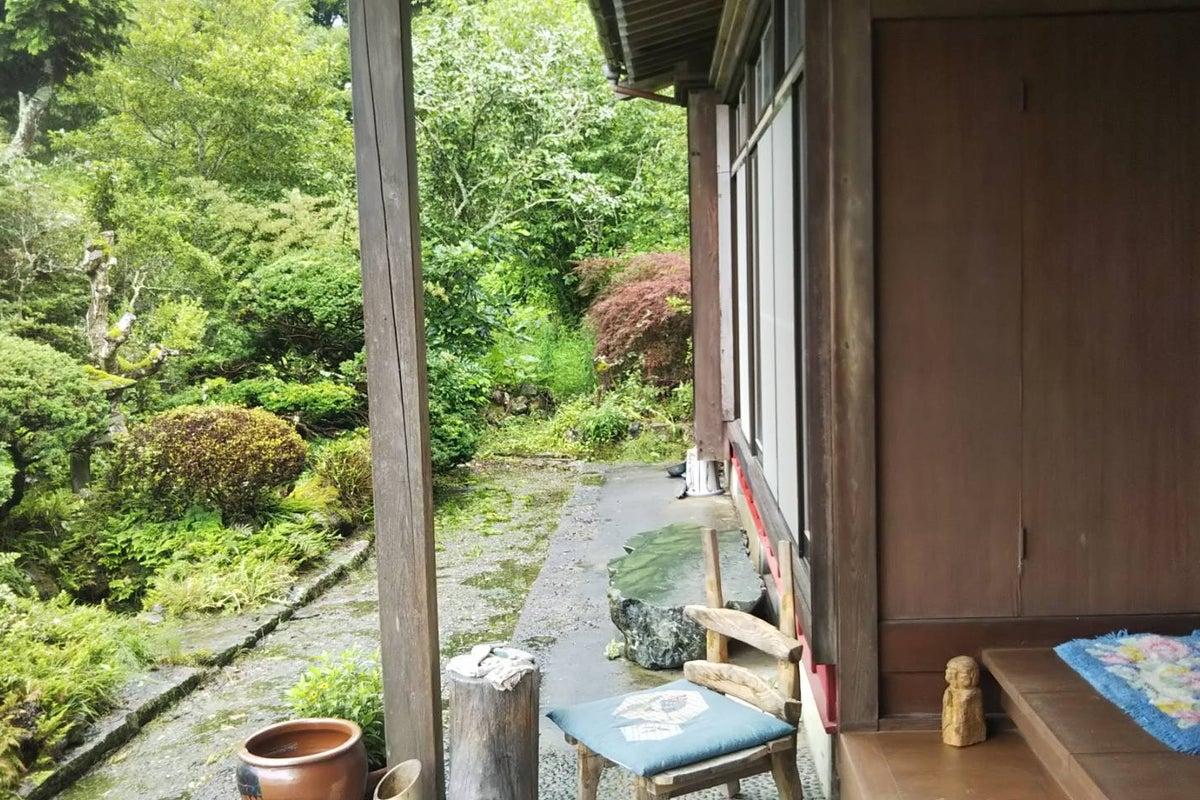 情緒ある風景~都心から少し離れた日本家屋で撮影を~ の写真