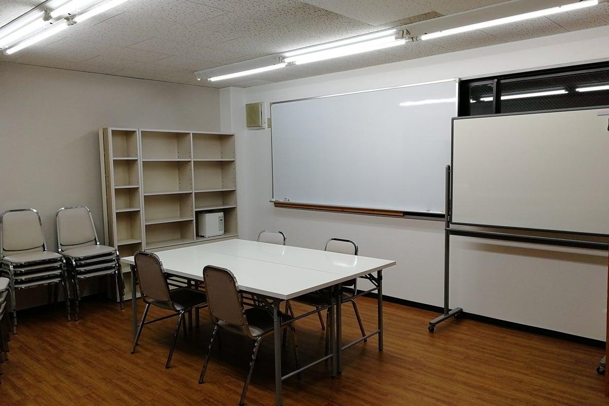 少人数でのご利用に最適!会議、勉強会、各種教室に! の写真