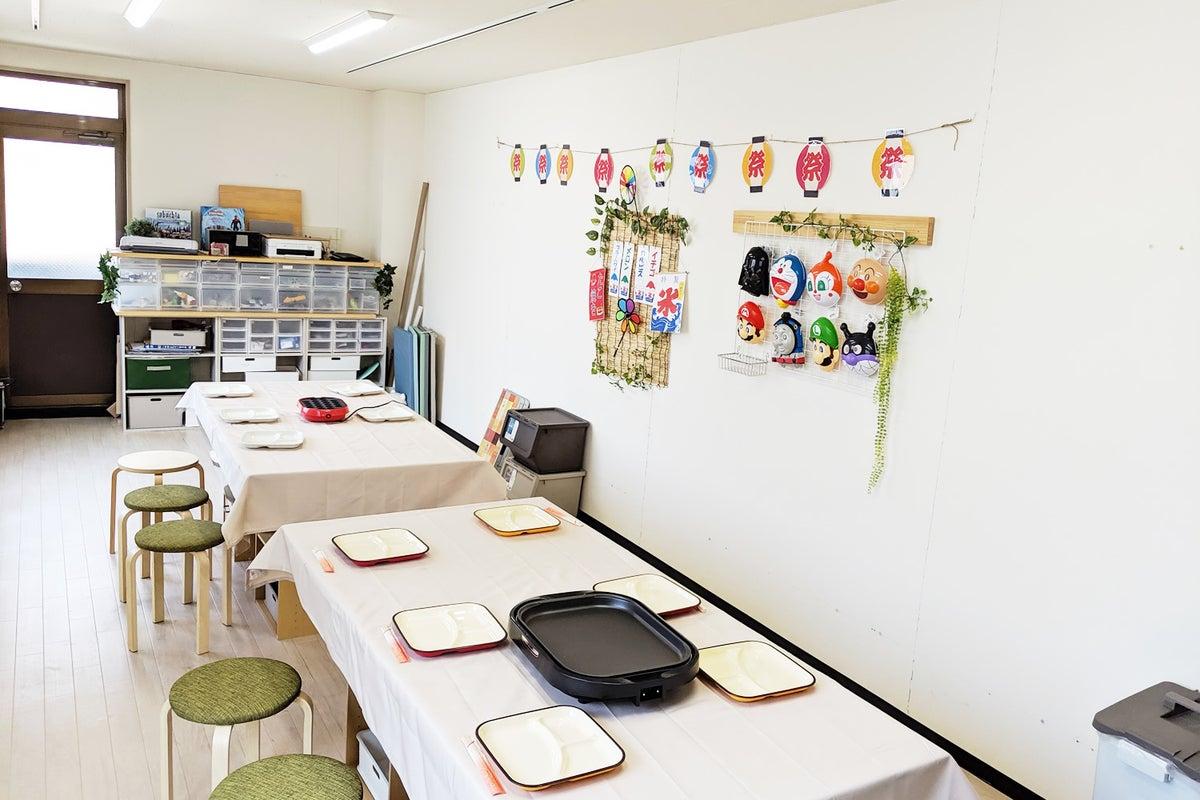 [今なら半額] 新深江駅のパーティースペース! 女子会・ママ会をおしゃれに! 備品が無料で使えるワークショップルームにも! の写真