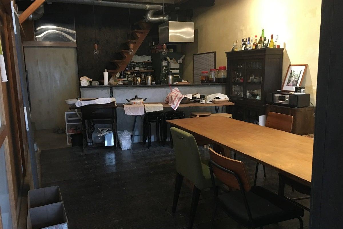 フルキッチン付き古民家カフェスペース。女子会・誕生日会・ママ会・セミナーなどに の写真