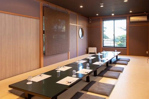 【高岡市のカフェ】24畳の和室スペース。パーティ・ロケ撮影・会議などに! の写真