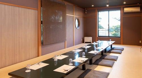【高岡市のカフェ】24畳の和室スペース。パーティ・ロケ撮影・会議などに!