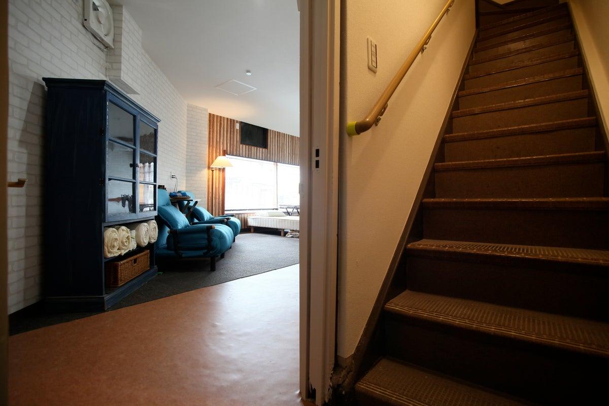 【仮眠・可】24時間利用できる1階40㎡+2階40㎡@月ねこメゾネット の写真