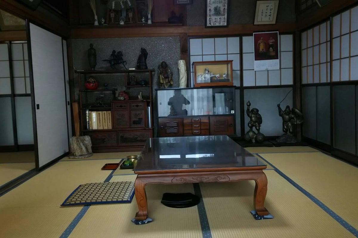 大人数での集まりには続き間と合わせて20畳のスペースとして使用可 和室10畳 の写真