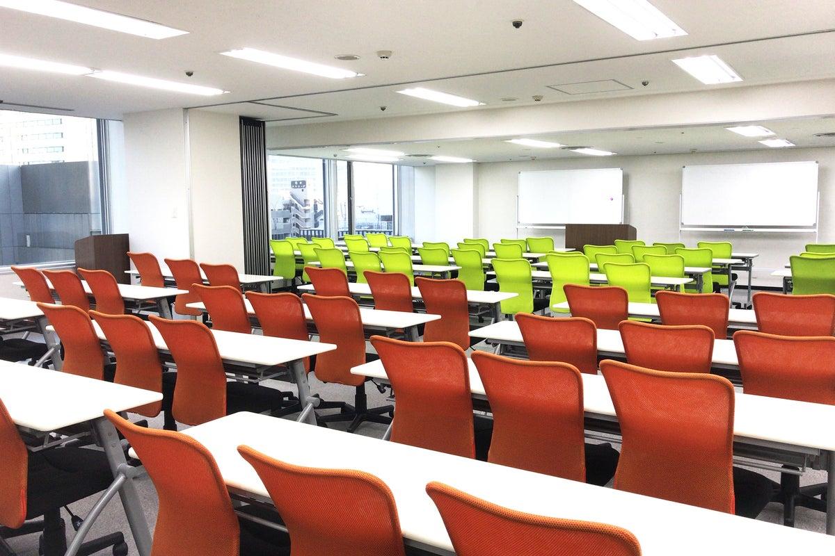 【大阪駅前】82+83 会議や研修、セミナーでのご利用にぴったりです。 の写真