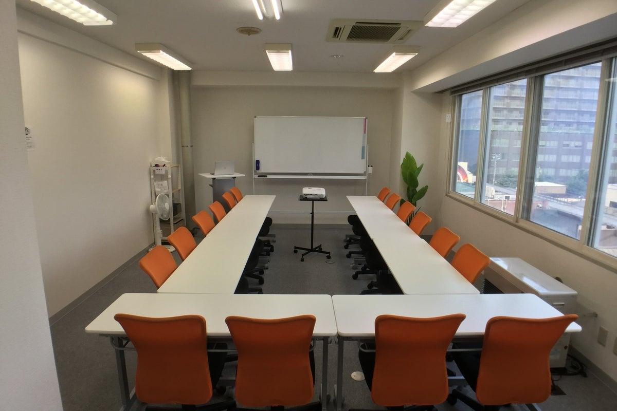 《あいあい会議室 狸小路》約40平米の広い多目的スペースをお気軽にご利用いただけます の写真