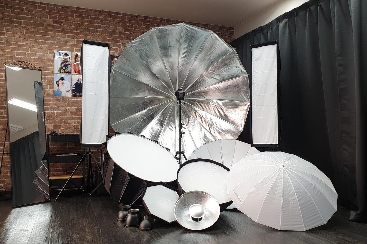 大名でプロ撮影スタジオ - 無線ストロボ - 基本プラン2時間から4800円 の写真