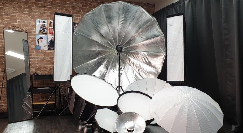 大名でプロ撮影スタジオ - 無線ストロボ - 基本プラン2時間から4800円