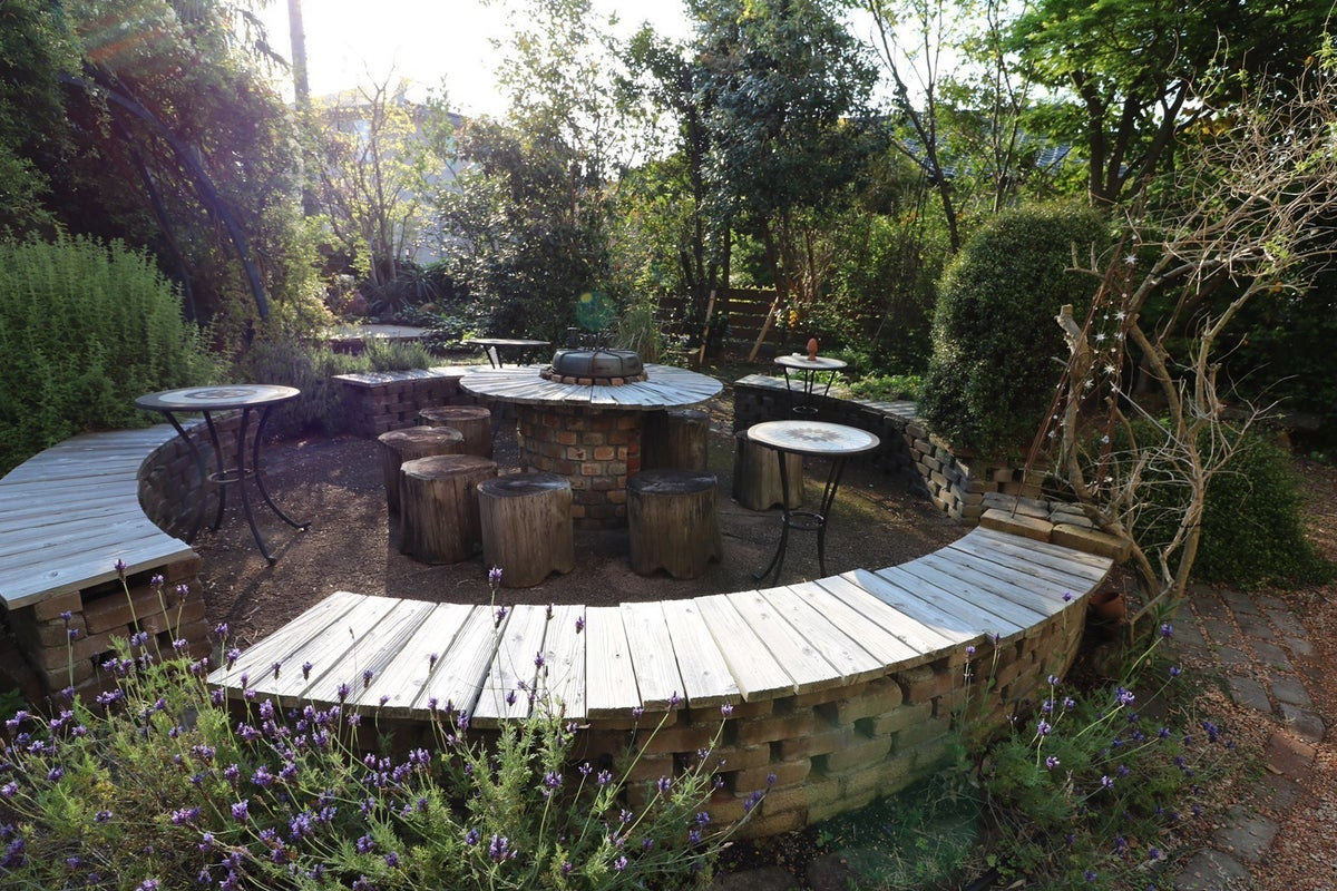 自然に囲まれたプライベートスペースです!wi-fi環境も完備でインターネットも快適にご利用頂けます。 の写真