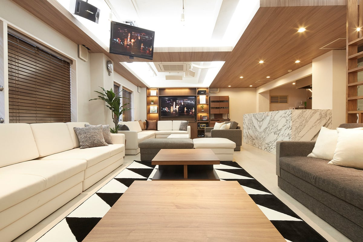 Lounge-R Premium【六本木駅1分!カラオケ・キッチン付き!ホテルのようなラグジュアリー空間!】 の写真