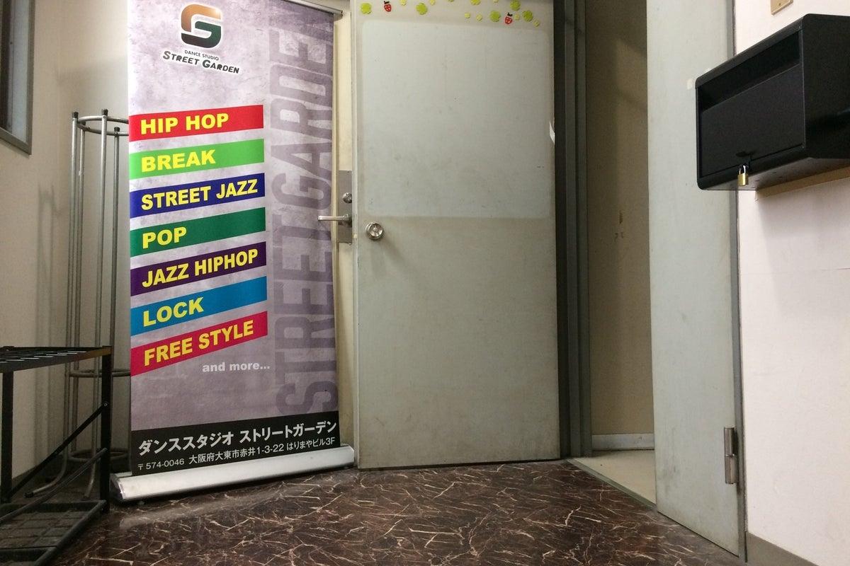 当日の予約が可能!駅近!立地条件GOODな隠れ家ダンススタジオ の写真