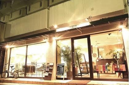 高円寺の閉店後の美容室を使って飲み会! の写真