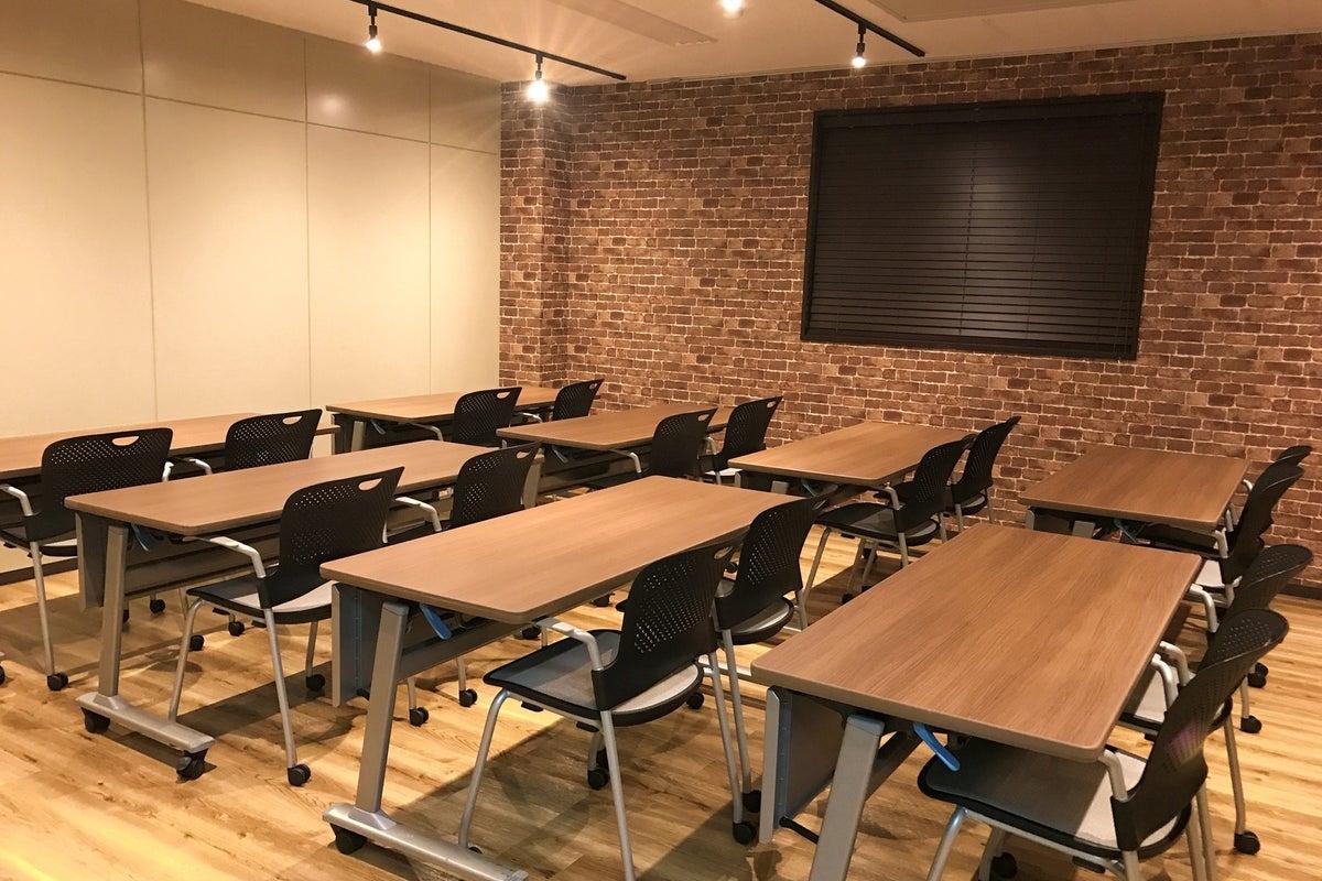 【P3】(湘南 鎌倉)落ち着いた雰囲気の会議室です。 の写真