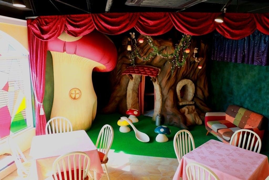 白雪姫の撮影スタジオ&イベントスペースSAVEPOINT フォトジェニックで最高にかわいい場所! の写真