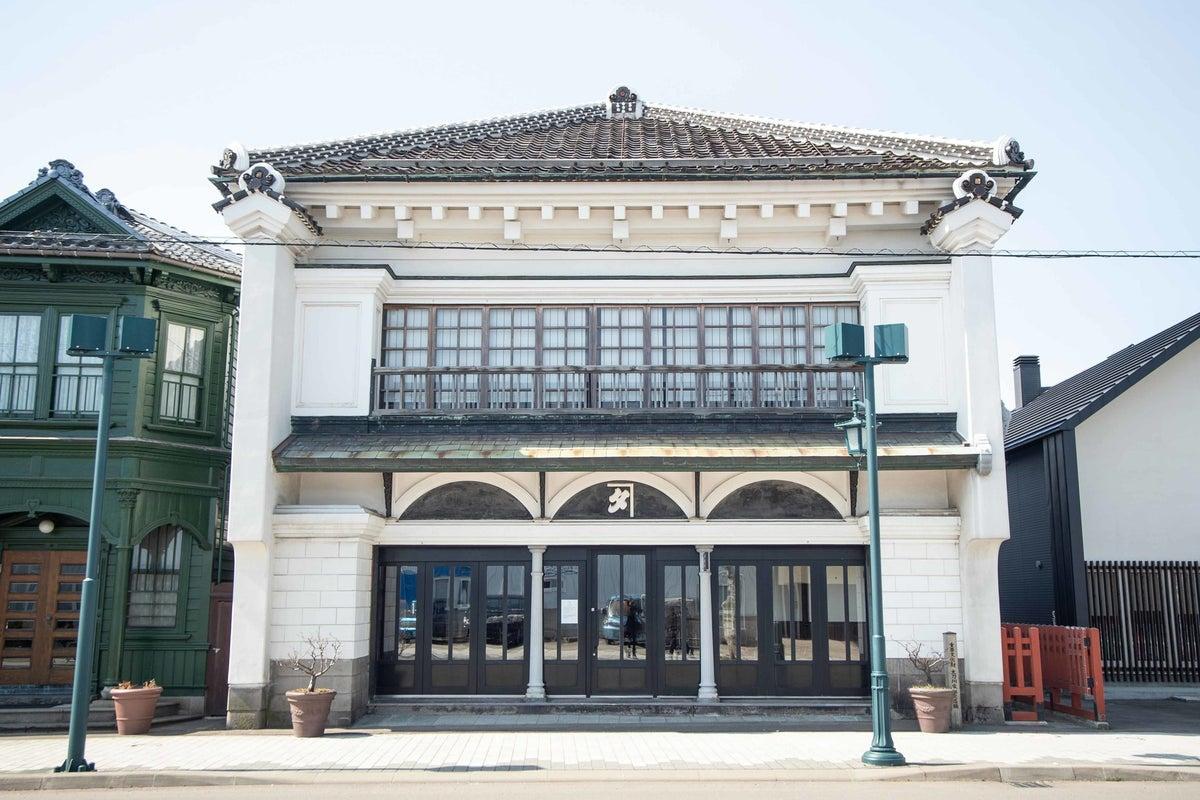 国指定重要文化財 太刀川家 住宅店舗 の写真