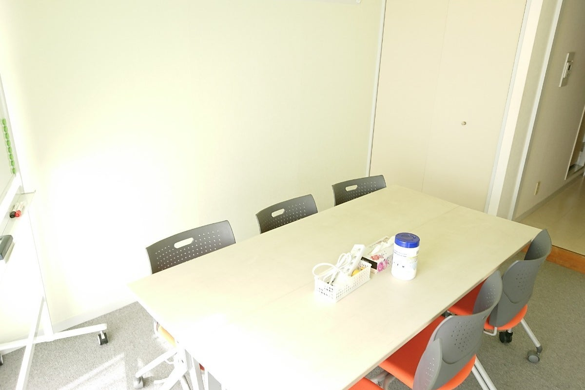 【MEETING ROOM 85】✨BEST HOST 2020受賞✨川越駅3分/8名/除菌/テレワーク/WiFi/個室/格安 の写真