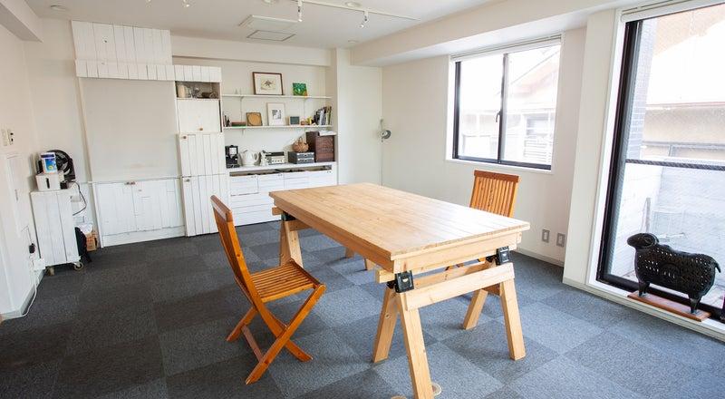 期間限定割引中【北参道/千駄ヶ谷のハウススタジオ】白い空間をお求めの方に撮影、開発合宿や会議に!実績多数。