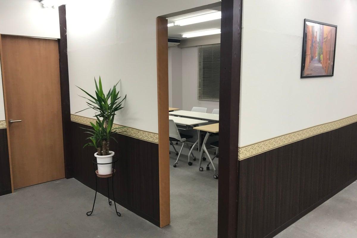 熊谷駅徒歩3分、レンタルオフィス、フリースペース・会議室貸出(15名) の写真