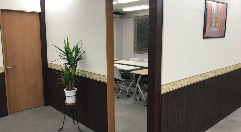 熊谷駅徒歩3分、レンタルオフィス、フリースペース・会議室貸出(15名)