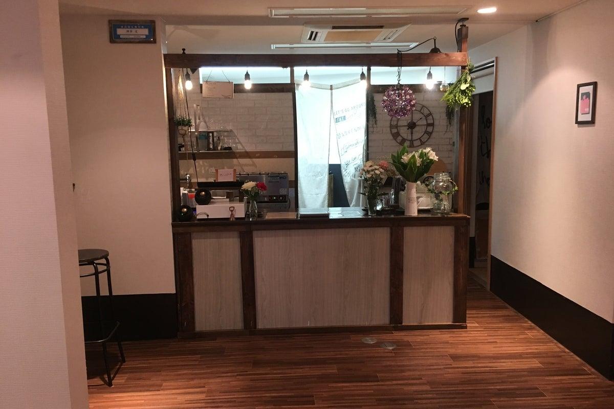 カフェのようなカレー屋さんの店舗です の写真