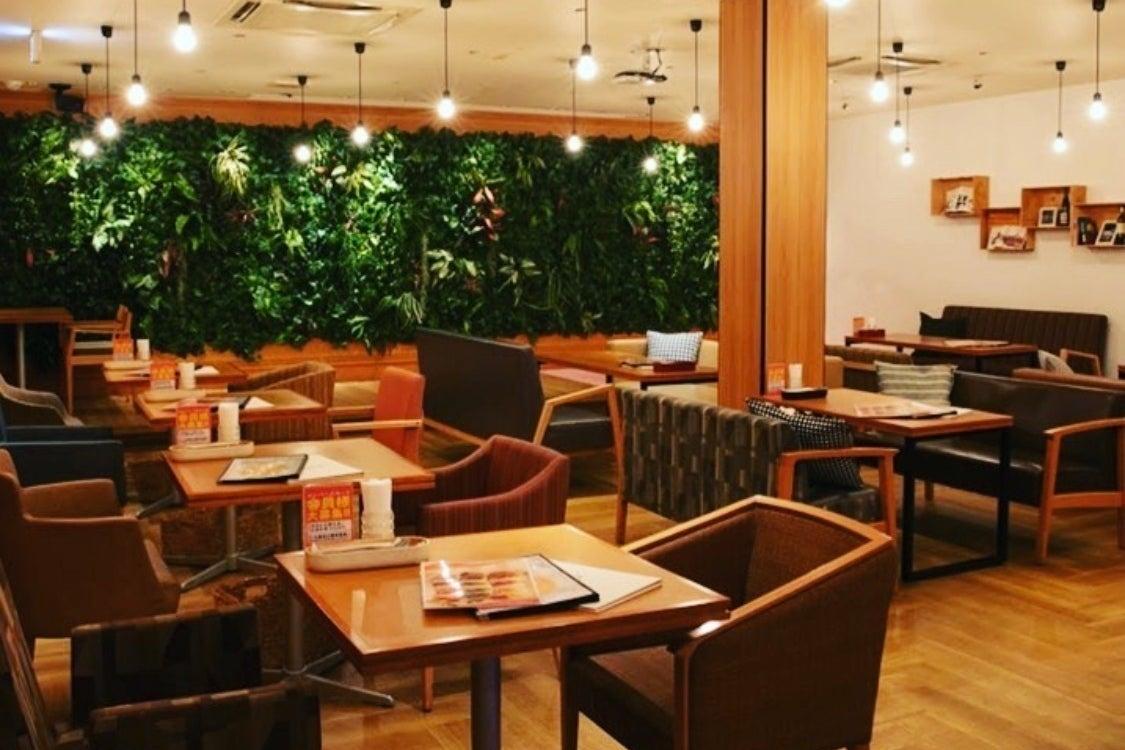 おしゃれカフェのレンタルスペース!スポーツ観戦やママ会、オフ会、ファンミーティングなど使い方は色々 の写真